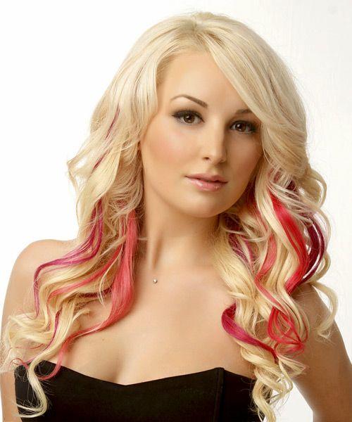 25+ best ideas about Blonde streaks in hair on Pinterest ... - photo #32