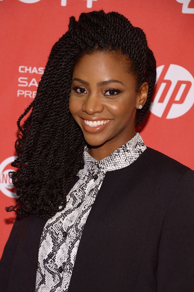 """Teyonah Parris in """"They Came Together"""" Premiere - Arrivals - 2014 Sundance Film Festival"""