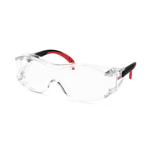 Lincoln Electric 2968-1 Cover2 Over-The-Glass Safety Glasses