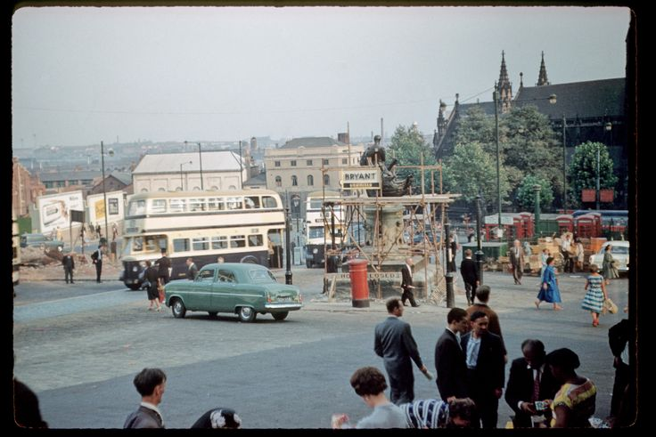 birmingham 1960s pictures - Google Search