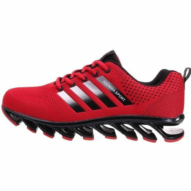 b953ee585fddbf Male Sports Shoes Trail Running shoes men Bblade Sole Non-slip Black Tennis  Breathable Sneakers