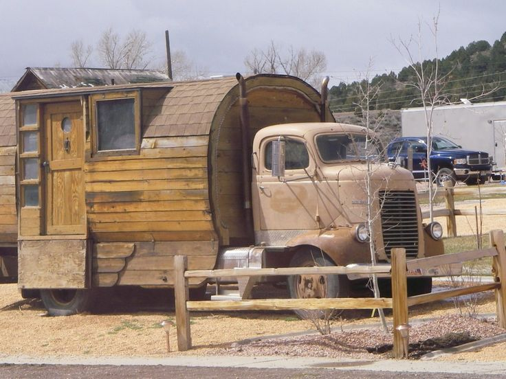 30 best images about coe trucks on pinterest for Rv log cabins