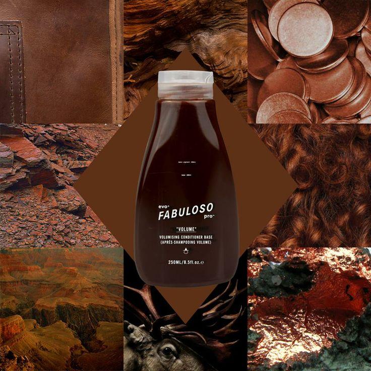 #EVO formula #0632: 230g base + 15g chocolate + 5g orange=fabuloso pro™ burnised bronze. Available @ #ParamountBeauty