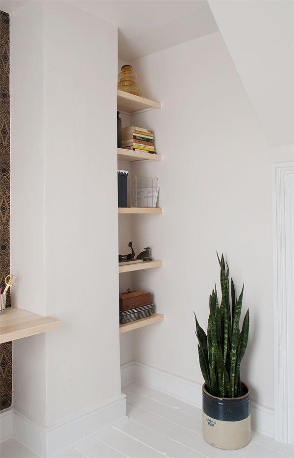 Tiny Shelves Design Ideas