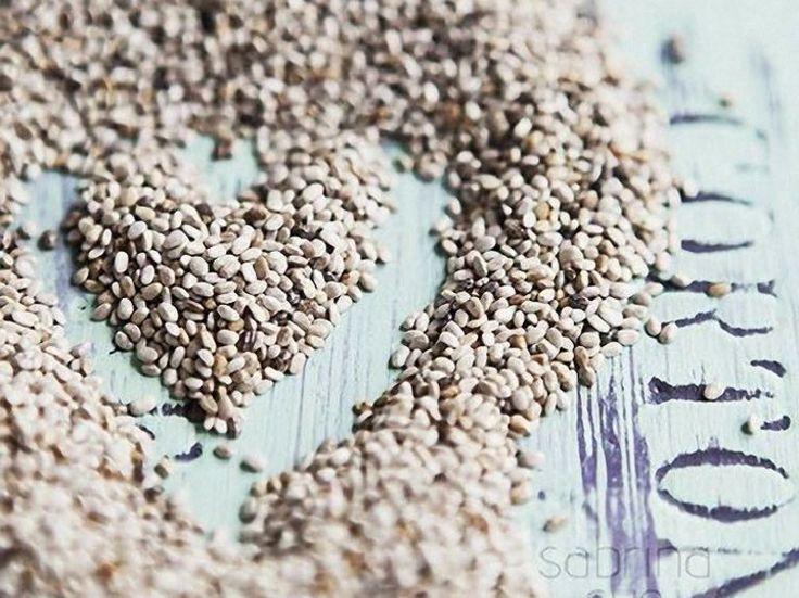 Tutorial DIY: Pudding - 6 powodów dla których warto jeść nasiona Chia przez DaWanda.com