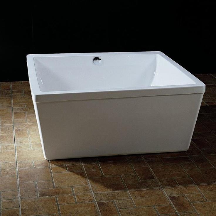 Square Tub best 11 tubs images on pinterest | home decor | bathroom ideas