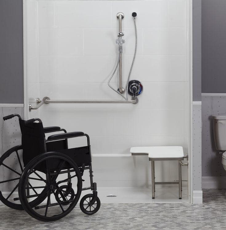 38 best ADA showers images on Pinterest   Showers, Freedom and Liberty