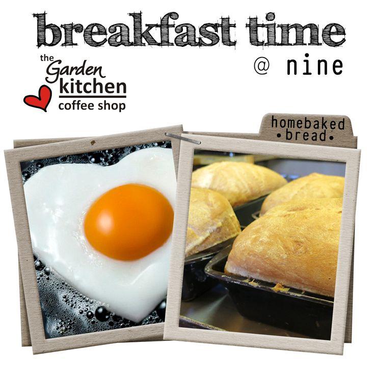 weekend breakfast   The Garden Kitchen