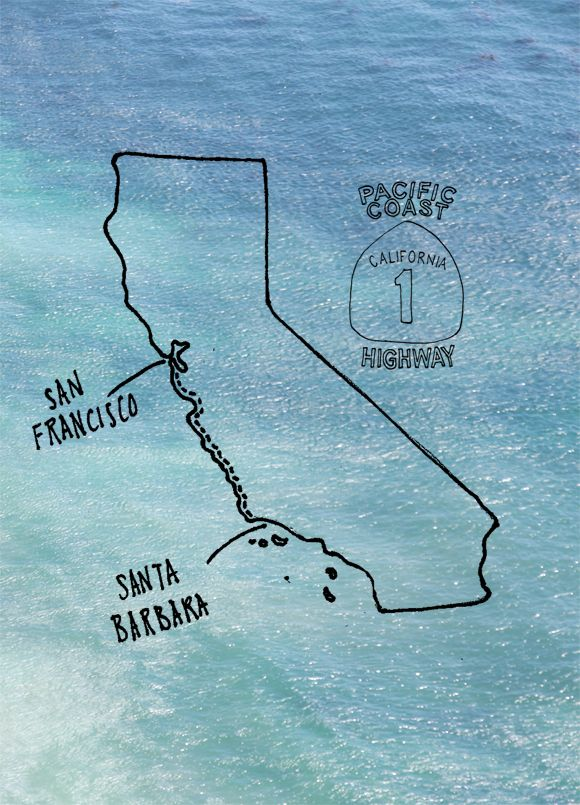 Off The Beaten Path: San Francisco To Santa Barbara