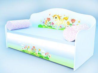"""Кровать диван """"Пони"""""""