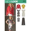 New Look 6013 Women's Coordinates