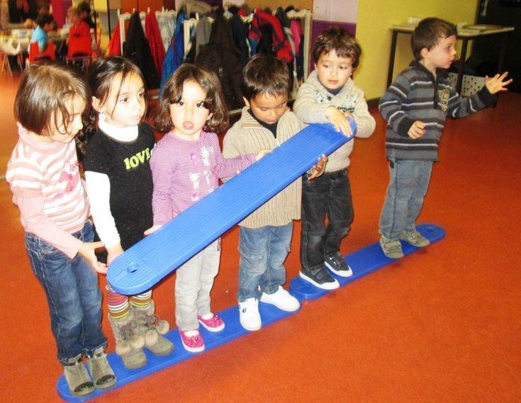 Idées En, L École, Avec Le, Jeu Coopération, Activité Cycle, Ps Activités, Enfants Motricite, Eps Parcours, Classe Motricité