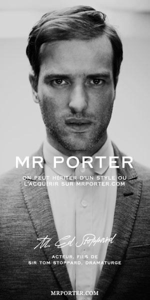 Mr Porter, Ed Stoppard