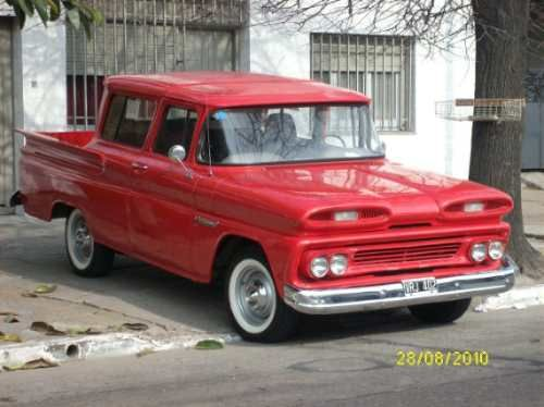 1960 Argentina Chevy truck double cabs trucks - The 1947 - Present Chevrolet & GMC Truck Message Board Network