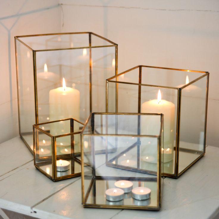 #nkuku #bimala #glass #brass #lanterns #candle #wedding #party
