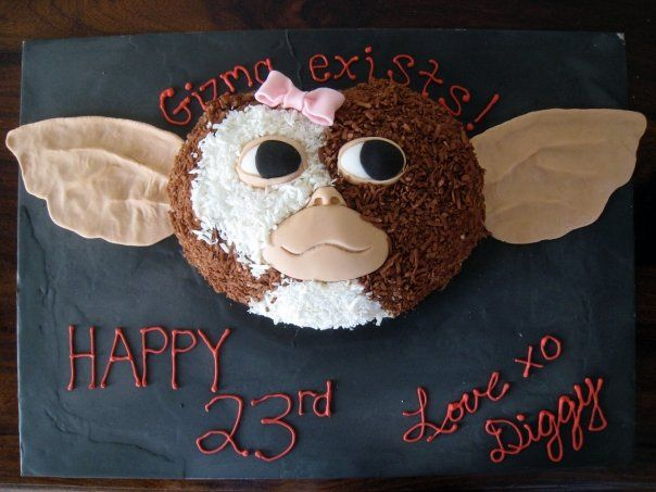 17 Best Images About Gremlins Birthday Ideas On Pinterest