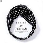 Style 03 Women Floral Headband Hairband Elastic Headwears BOHO Twist Knotted #Women's Accessories