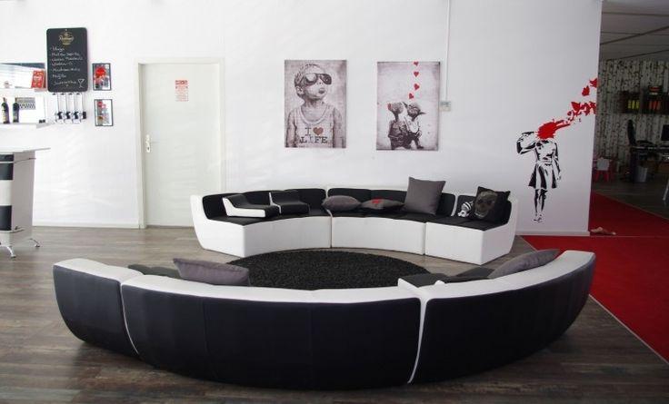 Arbeitsplätze und Büroraum in kreativem Büro #Büro, #Bürogemeinschaft, #Office, #Coworking, #Frankfurt