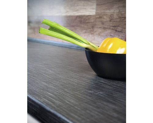 Kuchenarbeitsplatte Piccante L441 Brown Line 4100x600x39mm Wohnung