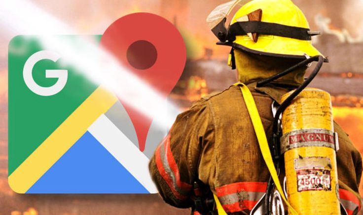 GOOGLE MAPS now includes information about unfolding natural disasters, terrorist attacks and other crisis – all updated in real-time.