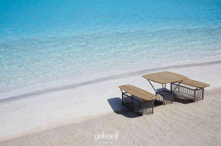 Gabion outdoor set www.galvanii.com