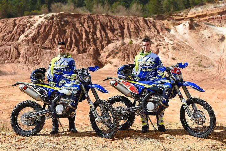 Team Enduro Sherco 2015