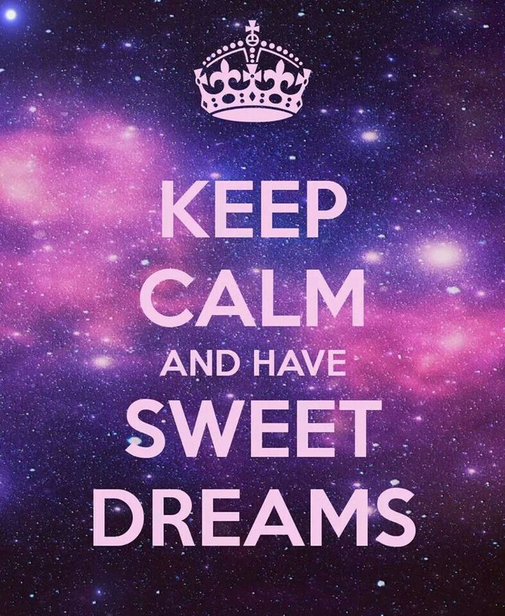 Have Sweet Dreams