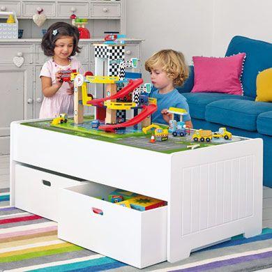 Eden Playtable, Large - Playtables & Kids' Tables - Children's Furniture - gltc.co.uk