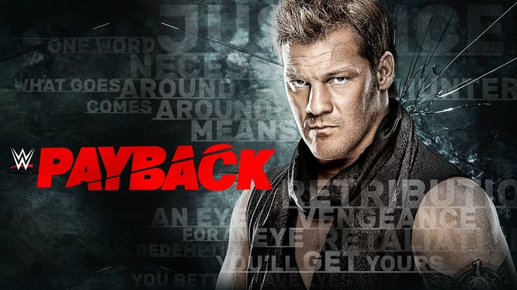 WWE Payback (2017) is an upcoming professional wrestling pay-per-view (PPV) and WWE Network event, produced by WWE for the Raw brand. It will take place on April 30, 2017 at the SAP Center in San Jose, California.[2] It will be the fifth event in the Payback chronology....
