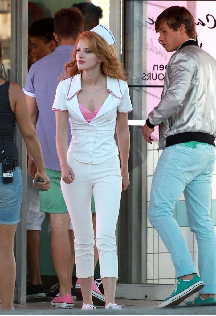Preview of Bella Thorne's music video