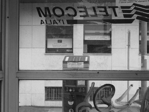 Cabina telefonica