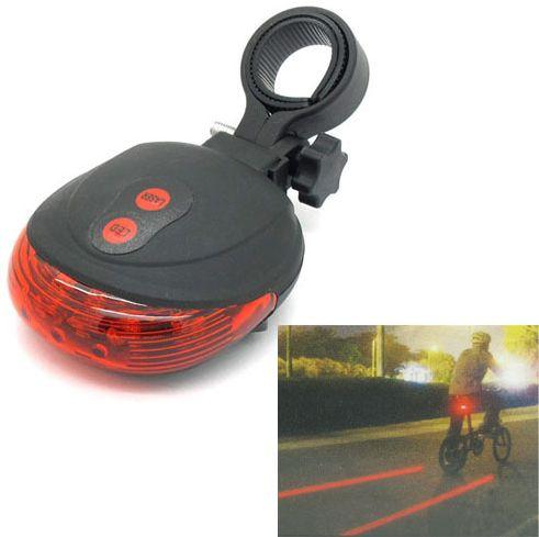 Laser Safety Lane Bike Stroller Scooter
