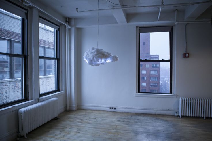 The Cloud Lamp: an Interactive Thunderstorm in Your Home
