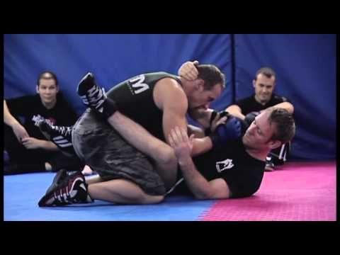 Keysi Fighting Method MMA Training 3.