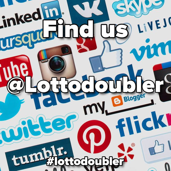 Find us in the Social Media! @Lottodoubler  Hashtag: #lottodoubler   Lotto Doubler instant lottery It's all about the doubler!   Google Plus  https://plus.google.com/+Lottodoubler/   Twitter  https://twitter.com/lottodoubler/   Instagram  https://instagram.com/lottodoubler/   Pinterest  https://www.pinterest.com/lottodoubler/   Facebook https://www.facebook.com/lottodoubler   Website http://lottodoubler.com  #suddenly #millionaire #scratch #scratchticket #scratchtickets #scratchgame