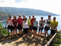 Cilento National Park & Amalfi Coast Bike ride