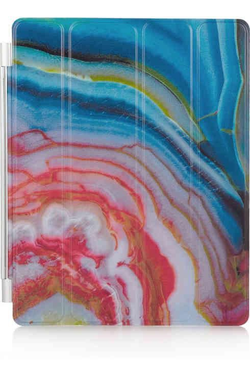 Best Bet: Weston's Agate Printed iPad 2 Cover