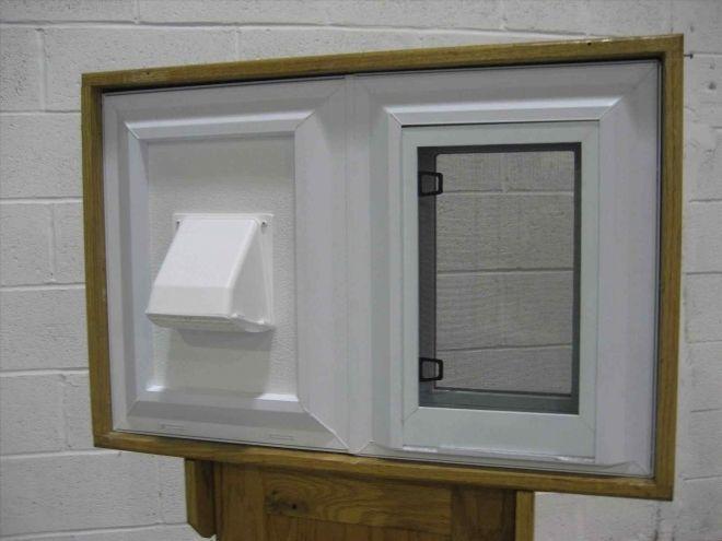Fascinating Window Fan Ceiling Or Glass Basement Window