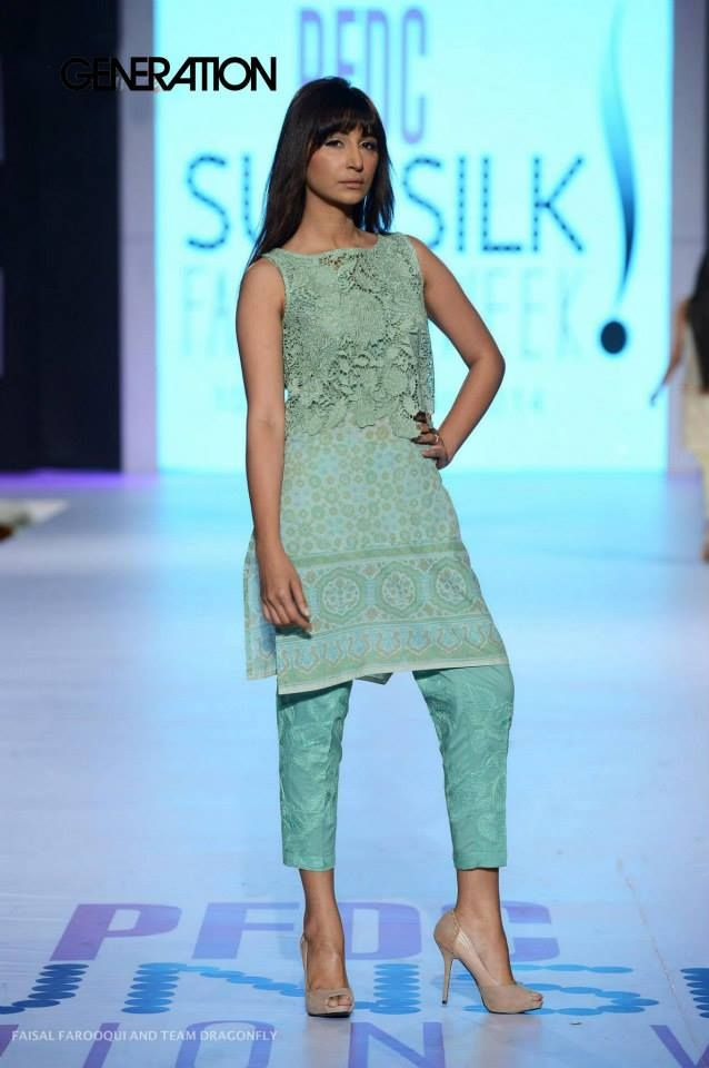 Cool and minty ftom Generation boutique 2014