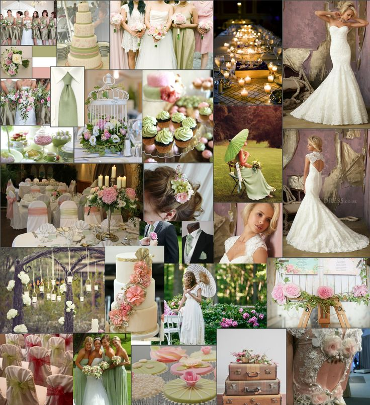 Pink And Brown Wedding Ideas: Wedding Colour Scheme Ideas