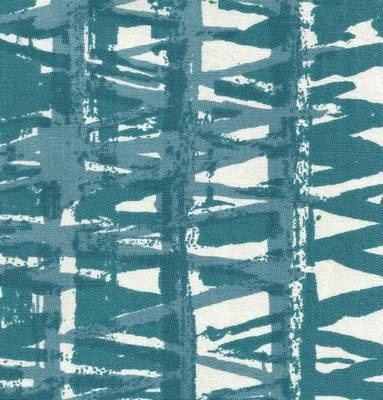 """1950s Hull Traders fabric     """"Criss Cross"""" designed in 1959 by Maj Nilsson"""