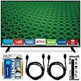 """#10: Vizio D39h-D0 D-Series 39"""" Class Full Array HD LED Smart TV Essential Accessory Bundle includes TV Performance TV Screen Cleaning Kit 6 Outlet Power Strip with Dual USB Ports and HDMI Cable 6' x 2 - Shop for TV and Video Products (http://amzn.to/2chr8Xa). (FTC disclosure: This post may contain affiliate links and your purchase price is not affected in any way by using the links)"""