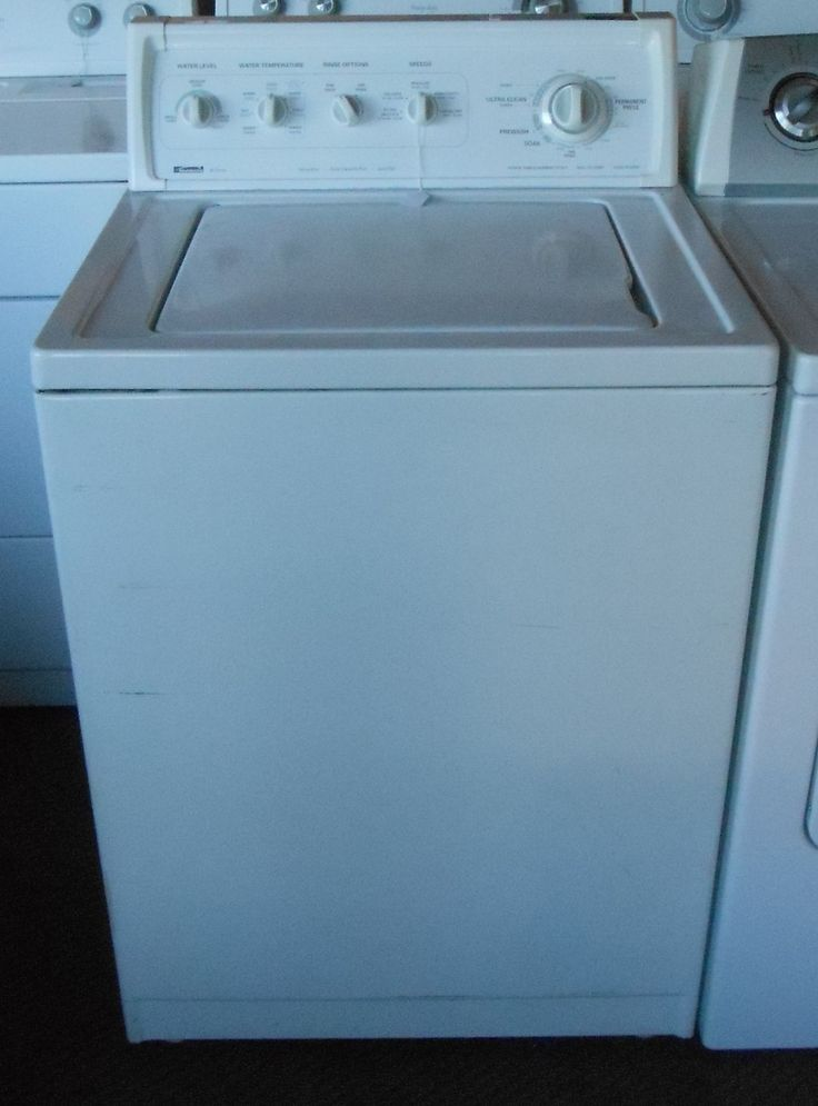 Appliance City Kenmore Top Load Washer 80 Series Heavy
