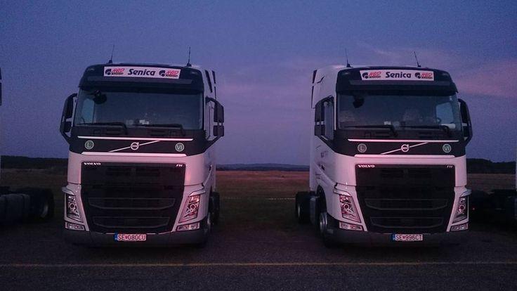 Trucks at sunset ready for big show .... . . . . . . #event #firemny #fotografnaevent #eventovafotografia #fotograf #fotenieeventov #elcop #magastudio #marosmarkovic #truck #truckdriverlife  #truckpictures #truckdrivers #heavyhaul #trucklove #truckshow #largecar #trucknation #trucksdaily  #freightliner #truckdriver #truckerlife #trucking #trucker #transportation  #trucks #diesel #volvotrucks