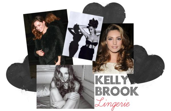 Kelly Brook Valentine's Lingerie - http://fashmag.co.uk/kelly-brook-valentines-lingerie/