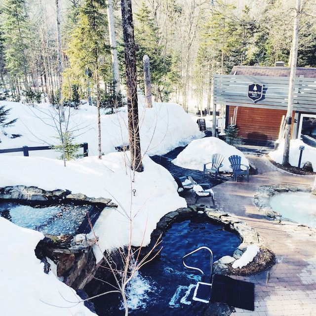 Postcard from Siberia Spa | C'est Christine | Bloglovin'