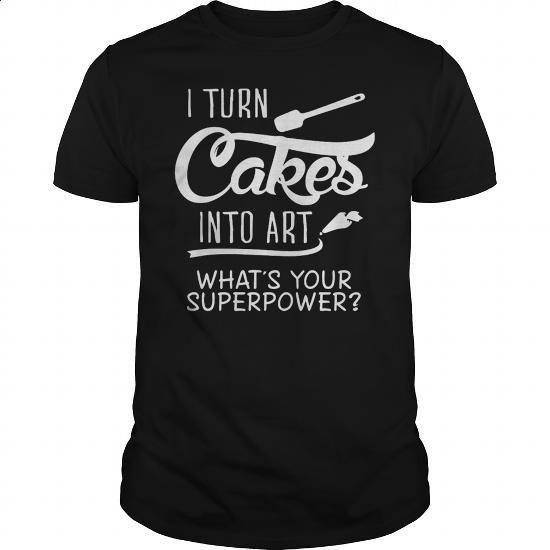 Turn Cakes into art - #womens hoodies #lrg hoodies. ORDER NOW => https://www.sunfrog.com/Jobs/Turn-Cakes-into-art-Black-Guys.html?60505