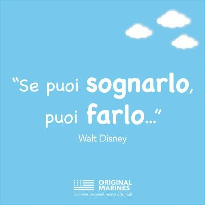 """""""Se puoi sognarlo, puoi farlo"""" Walt Disney #ChiardilunaMaterassi"""