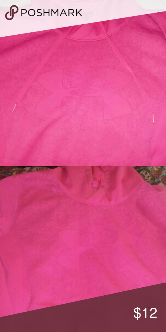 Under amor hoodie Great condition Under Armour Sweaters