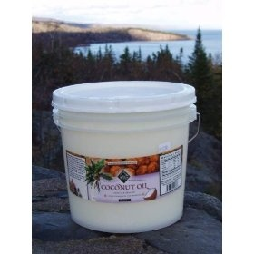 Certified Organic, Coconut Oil, Expeller Pressed, 1 Gallon $38.00